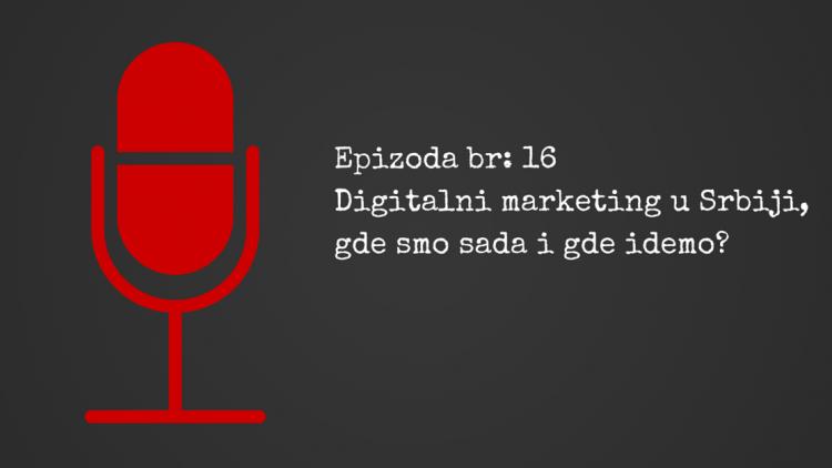 Digitalni marketing u Srbiji sa Milojem Sekulićem