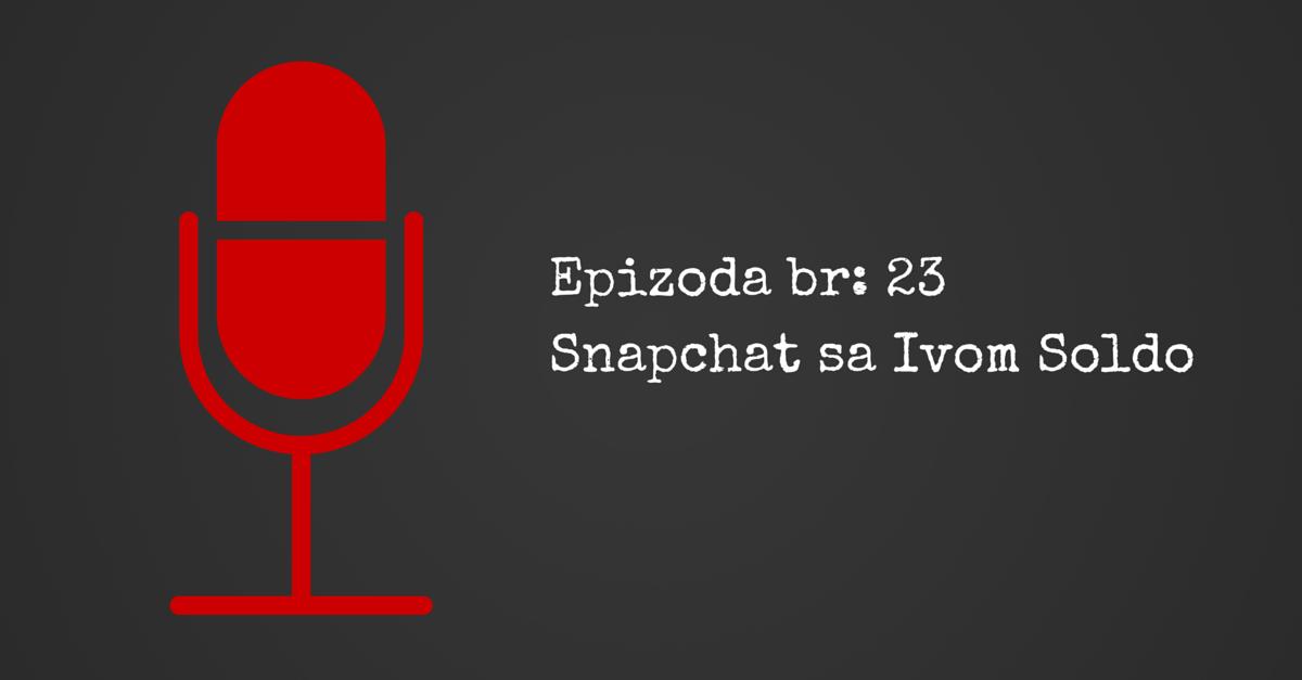 Snapchat Iva soldo