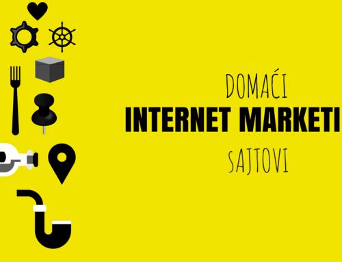 Domaći sajtovi koje treba da pratite ako vas zanima internet marketing